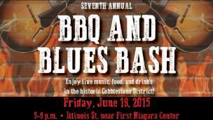 Seventh Annual Bbq Blues Bash